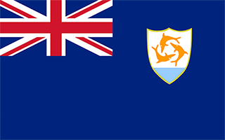 National Flag Anguilla