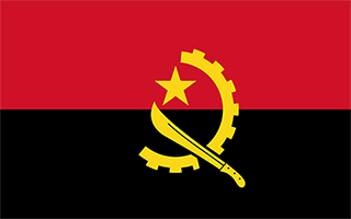 National Flag Angola