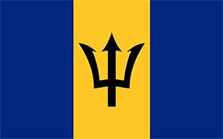 National Flag Barbados