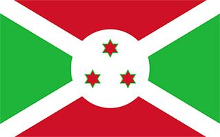 National Flag Burundi