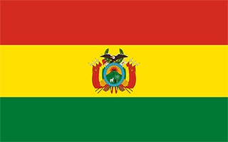 National Flag Bolivia