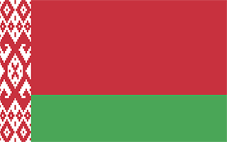 National Flag Belarus