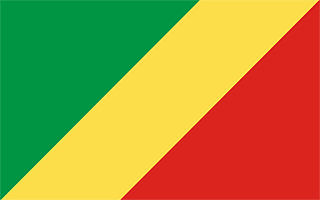 National Flag Republic of the Congo