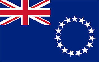 National Flag Cook Islands