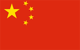 National Flag China