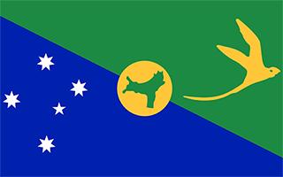 National Flag Christmas Island