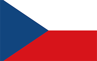 National Flag Czechia