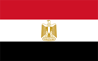National Flag Egypt