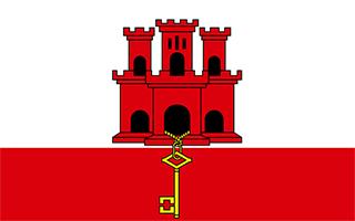 National Flag Gibraltar