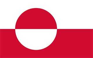 National Flag Greenland