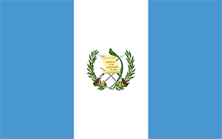 National Flag Guatemala