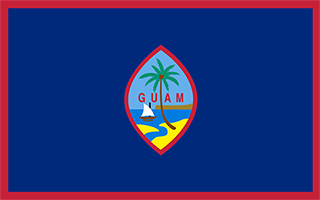 National Flag Guam