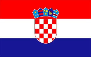 National Flag Croatia