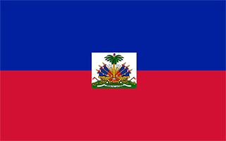 National Flag Haiti
