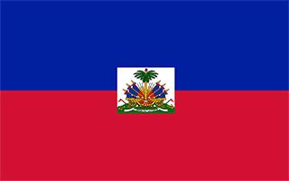 National Flag Haiti