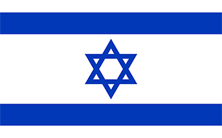 National Flag Israel