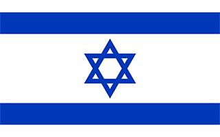 National Flag Israel