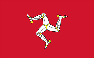 National Flag Isle of Man