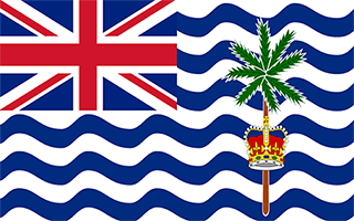 National Flag British Indian Ocean Territory