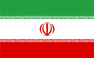 National Flag Iran