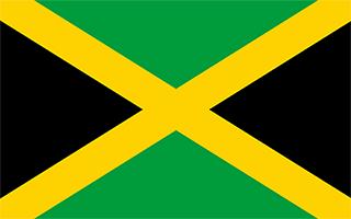 National Flag Jamaica