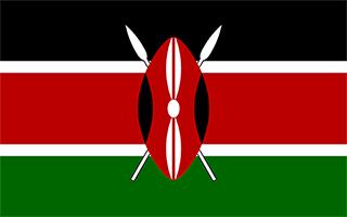 National Flag Kenya