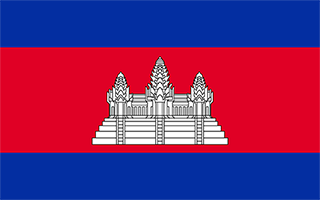 National Flag Cambodia