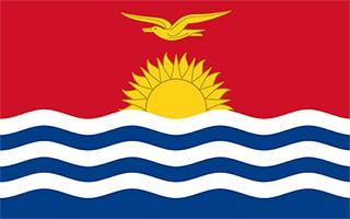 National Flag Kiribati