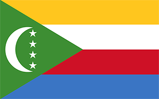 National Flag Comoros