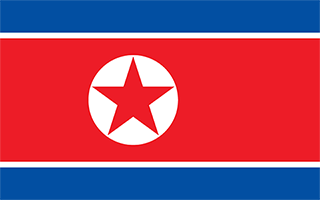 National Flag North Korea
