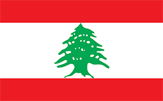 National Flag Lebanon
