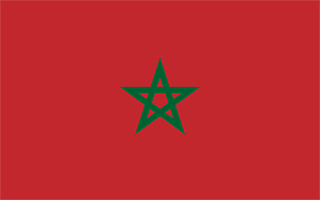 National Flag Morocco