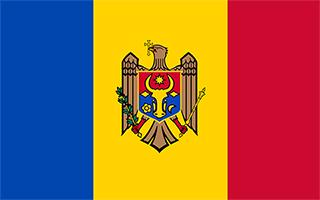 National Flag Moldova