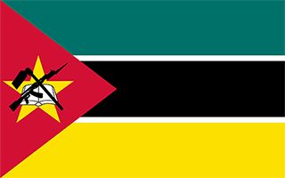 National Flag Mozambique