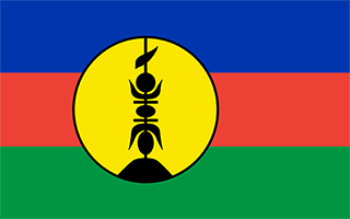 Flag of New Caledonia