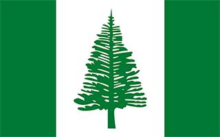 National Flag Norfolk Island