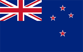 National Flag New Zealand