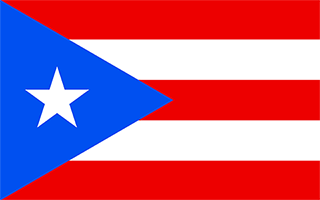 National Flag Puerto Rico