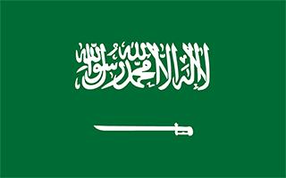 National Flag Saudi Arabia