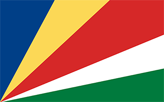 National Flag Seychelles