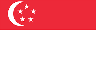 National Flag Singapore