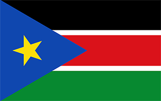 National Flag South Sudan