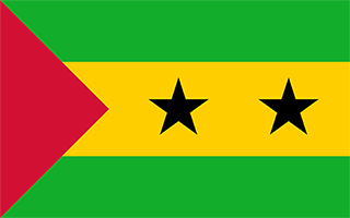 National Flag Sao Tome and Principe