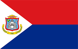 National Flag Sint Maarten