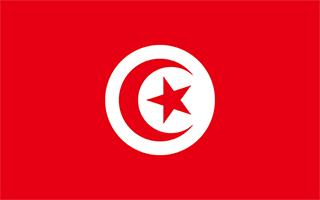 National Flag Tunisia