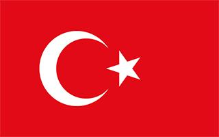 National Flag Turkey