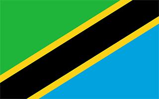 National Flag Tanzania