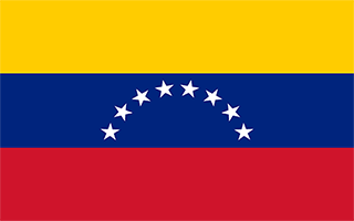 National Flag Venezuela