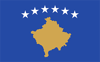 National Flag Kosovo