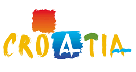 Official logo of Croatia tourism